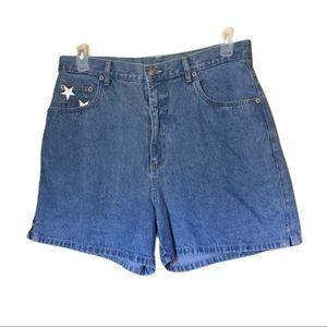 Bill Blass vintage high waisted shorts